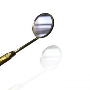Specchietto per extension ciglia