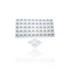Palette di plastica/ foglio con 100 cavità